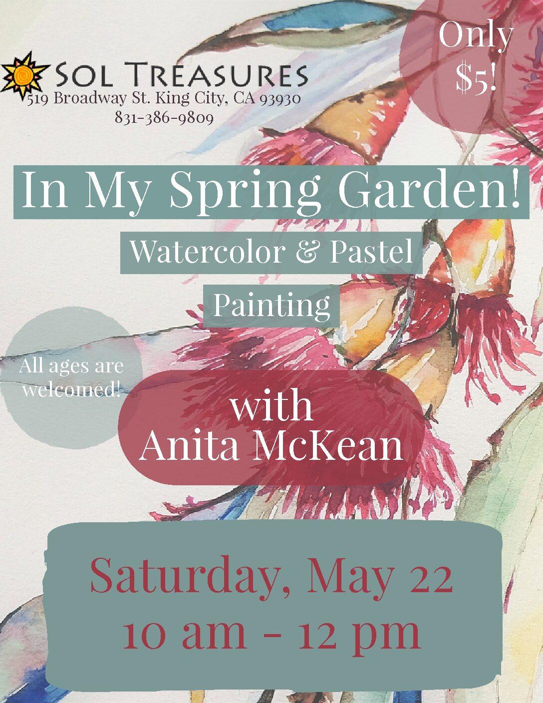 In My Spring Garden
