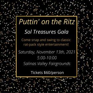Puttin' on the Ritz @ Salinas Valley Fairgrounds